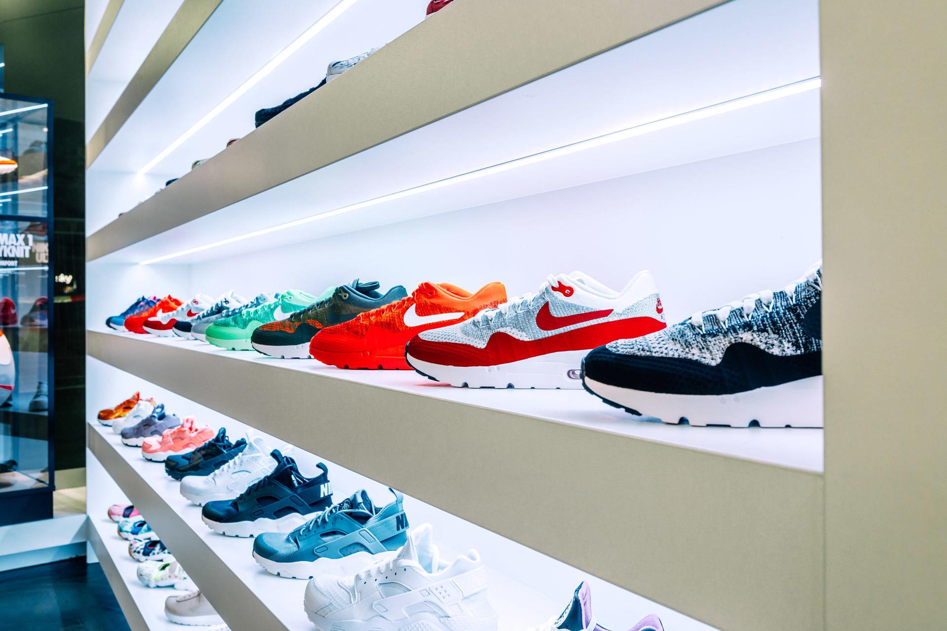 43einhalb Sneaker Store Eröffnung in Frankfurt am Main