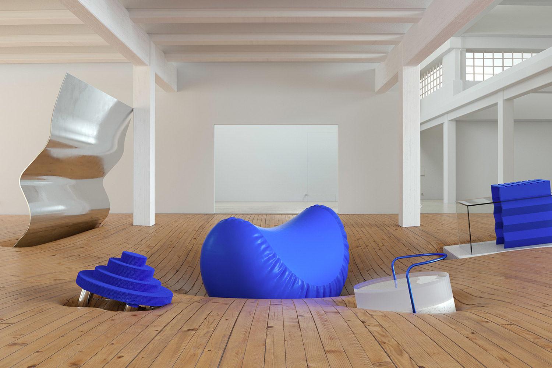 ikea 39 s space10 pop up store untersucht die zukunft des designs. Black Bedroom Furniture Sets. Home Design Ideas