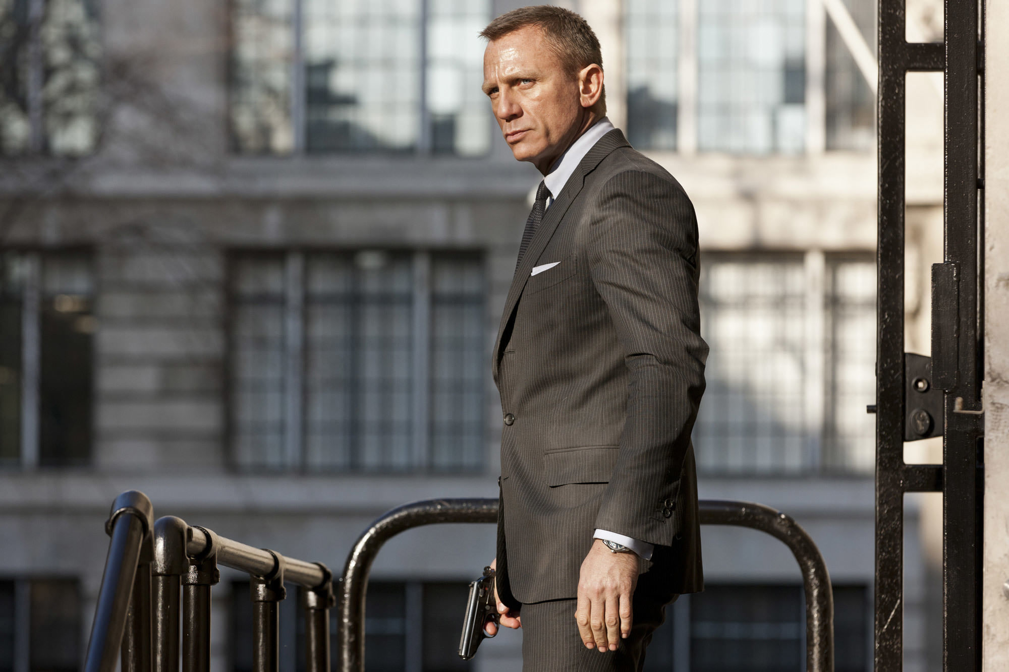 James Bond The 6 Designers Of The 007 Suits From The Last