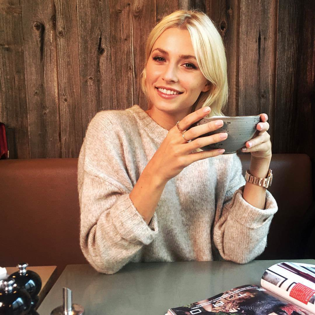 Lena Gercke Das Topmodel Geht Mit Eigener Fashion App An