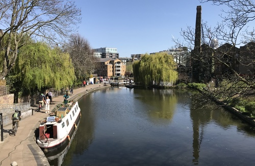 Regents canal coworking 1