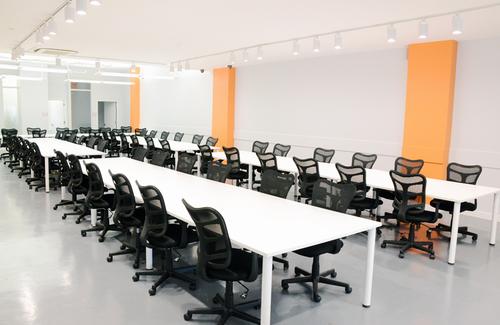 Teem coworking dedicated desks