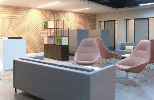 Flexible workspace belfast