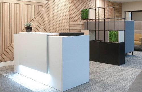 Flexible workspace in belfast