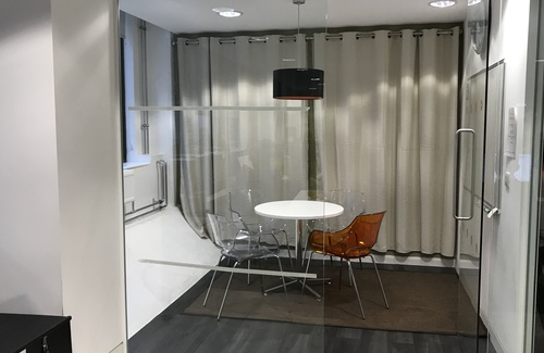 Coworking small meeting room