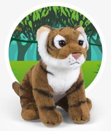 Ambientazione Tigre