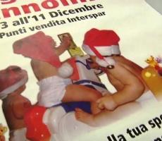 5.125 pacchi di pannolini per le mamme in difficoltà