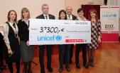 Shopper UNICEF: consegnato il secondo assegno
