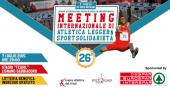 """Despar scende in pista per il 26° Meeting Internazionale """"Sport e Solidarietà"""""""