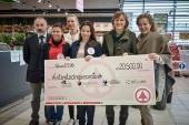 8 marzo 2016: ottantaduemila euro ad associazioni che si occupano delle donne
