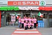 Il Giro d'Italia passa al Despar