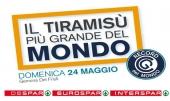 A Gemona del Friuli per il Tiramisù più grande del mondo!