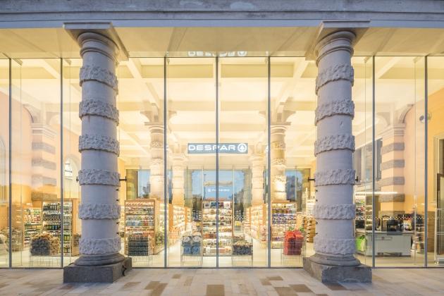 Despar in prima linea nella riqualificazione del territorio – Nuova apertura del punto vendita Despar in Prato della Valle