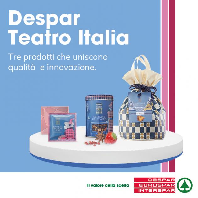"""PLMA AWARDS 2020: ASPIAG SERVICE VINCE GRAZIE A TRE PRODOTTI """"DESPAR TEATRO ITALIA"""""""