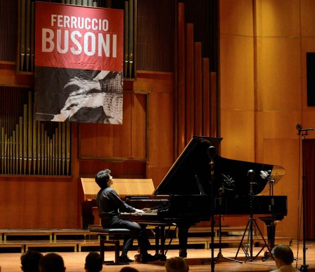 A Bolzano, Despar accompagna le note del 61° Concorso Pianistico Internazionale Busoni