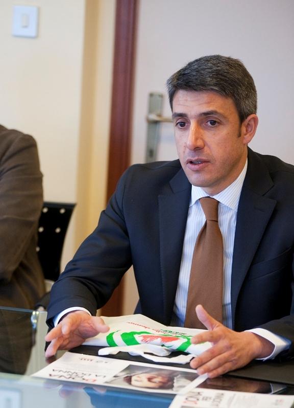Arcangelo Francesco Montalvo nuovo Amministratore Delegato