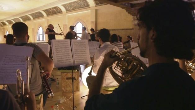 Un'orchestra al supermercato? A Venezia si può !