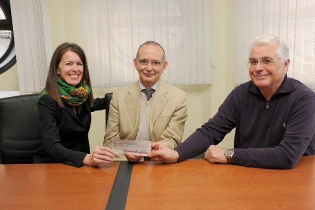 I collaboratori di Despar donano tremila euro alla Pediatria di Tolmezzo