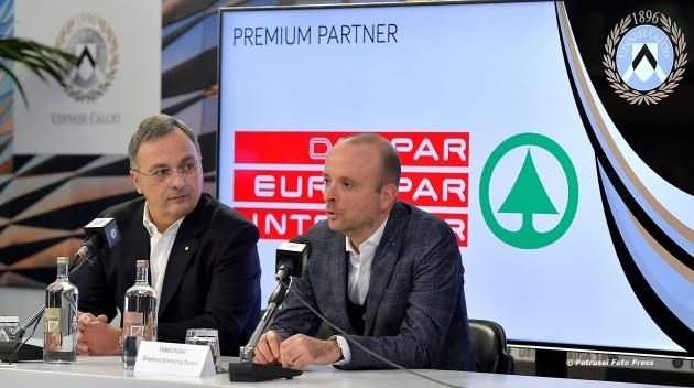 Despar è Premium Partner di Udinese Calcio!