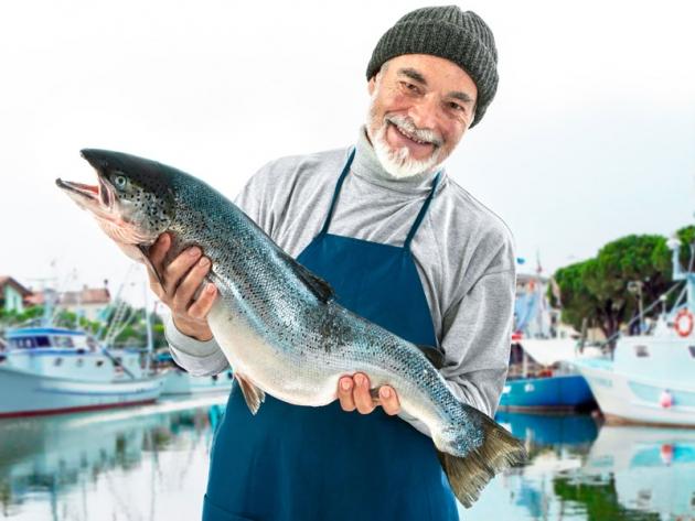 Il pesce PASSO DOPO PASSO: informarsi per scegliere.