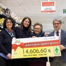 """Despar Nordest dona 14.607 euro alla Onlus """"Via di Natale"""" di Aviano"""