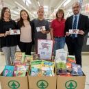 Millenovecento libri per le scuole, dagli Interspar del Veneto