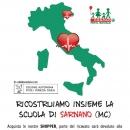Da Despar Friuli Venezia Giulia un aiuto concreto per ricostruire la scuola dell'infanzia di Sarnano (MC)