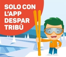 Sconti Skipass solo con l'app Despar Tribù