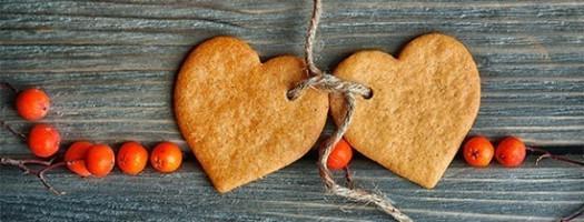 Biscotti di grano saraceno e nocciole