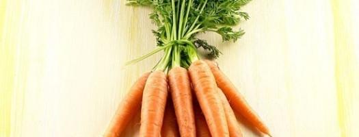 Ciambelle di carote