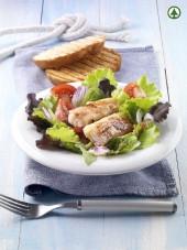 Filettini di merluzzo in crosta di patate... Punti - 20