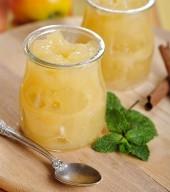 Bicchierini con purea di frutta e cereali Punti - 20