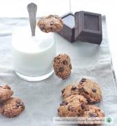 Biscotti ai fiocchi di avena e cioccolato Punti - 0