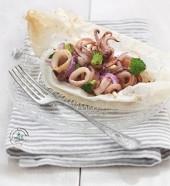 Calamaretti al cartoccio Punti - 0
