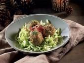 Canederli con insalatina di cavolo cappuccio e speck Punti - 20