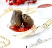 Carciofi in salsa aromatica Punti - 20