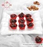 Pepite piccanti di cioccolato e mandorle Punti - 0