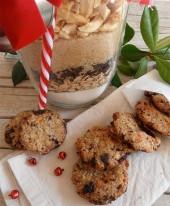 """""""Cookies in a jar"""" alle mele e cioccolato Punti - 0"""