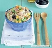 Cous cous con verdure e tonno Punti - 20