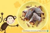 Crepes banane e cioccolato Punti - 0