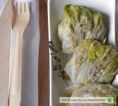 Fagottini di radicchio con patate, vitello ed uvetta Punti - 20