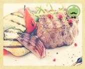 Filetto al pepe rosa: a tutto ferro! Punti - 0