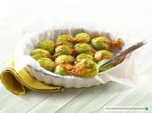 Fiori di zucca ripieni di quinoa e verdure croccanti Punti - 0