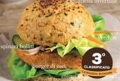 Hamburger di panzanella e ceci Punti - 0