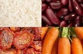 Insalata tricolore di riso basmati Punti - 0