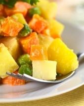 Macedonia di frutta e verdura Punti - 20