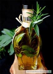 Olio aromatizzato fatto in casa Punti - 0