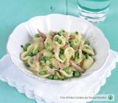 Orecchiette con tonno, zucchine e piselli Punti - 0