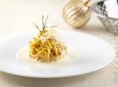 Passatelli con fonduta di Parmigiano Reggiano Punti - 20