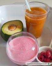 3 ricette per frullati, centrifugati e smoothie Punti - 0